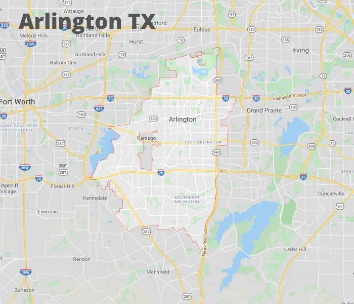 Vender mi casa en Arlington TX
