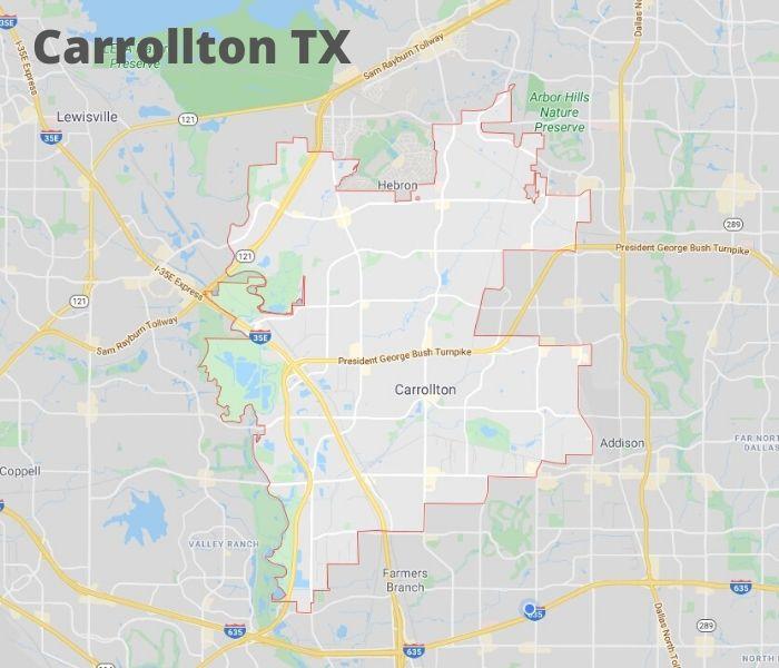 Vender mi casa en Carrollton TX
