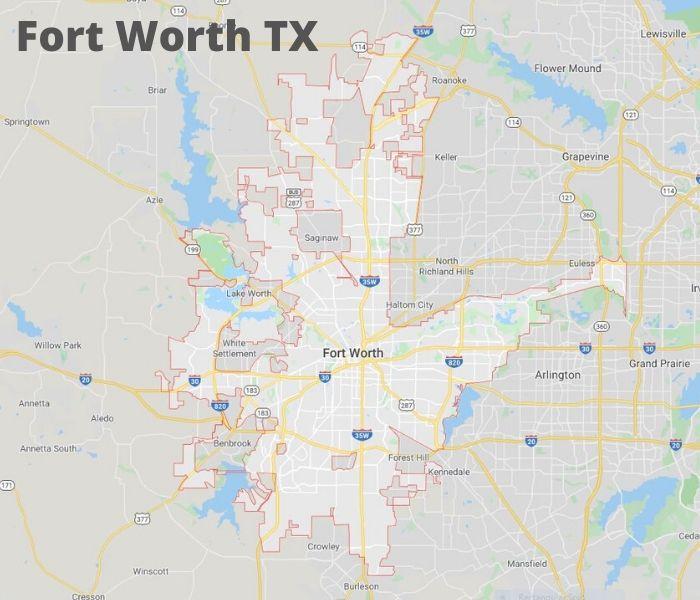 Vender mi Casa en Fort Worth TX