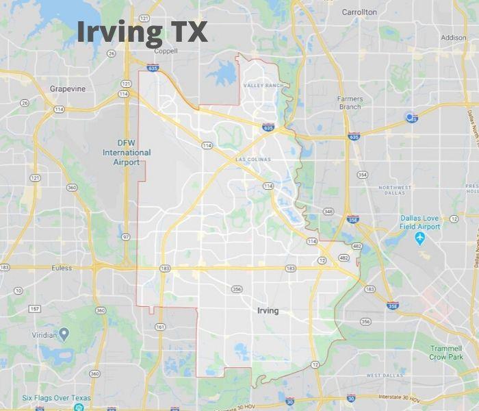 Irving TX 1